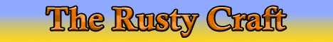 The Rusty Craft | Growing Community | Discord | Modded