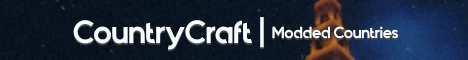 CountryCraft | Modded Countries | 24/7 |