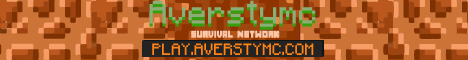 Averstymc Survival | Ranks & Quests | Economy & trade | Emerald currency!